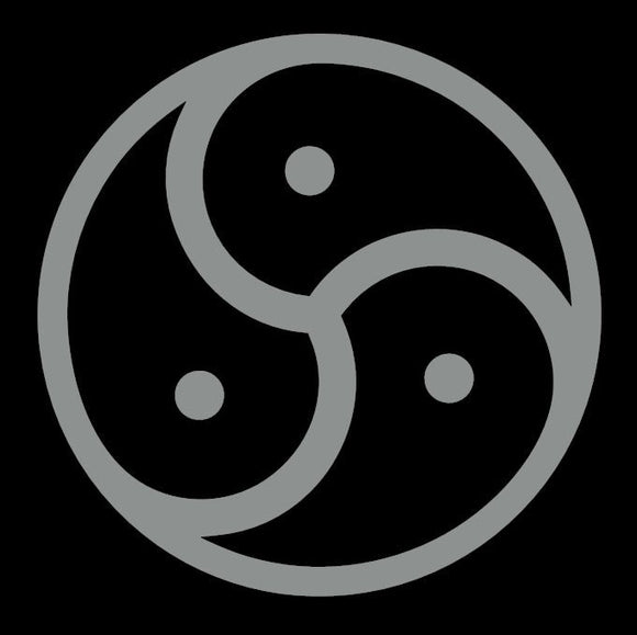Triskelion Symbol Window Decal