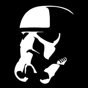 Stormtrooper Star Wars Inspired Window Sticker Decal