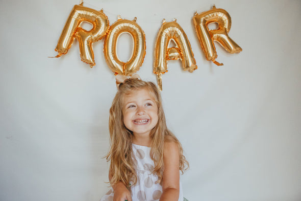 ROAR Balloon Set