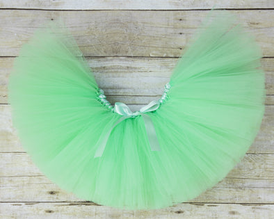 Mint Green Tulle Tutu