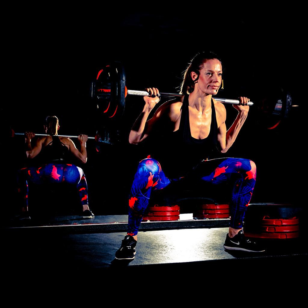 Benefits of weightlifting for women
