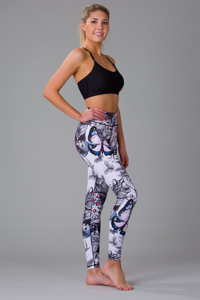Butterfly Dreams Women's Full Length Leggings