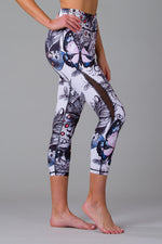 Butterfly Dreams Women's 7/8 Leggings