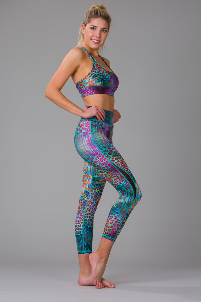 Chameleon 7/8 Length Leggings