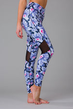 Pink Orchid Women's Full Length Leggings