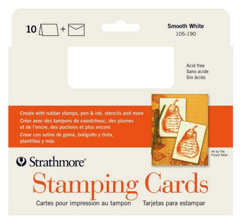 Blank Greeting Cards - Full Size - by Strathmore