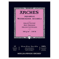 Arches Watercolor Pads 140lb