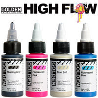 Golden High Flow Acrylics