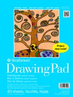 Drawing Pad 9 x 12 by Strathmore