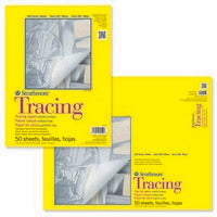 TRACING PAPER PADS BY STRATHMORE