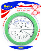 Angle and Circle Maker by Helix