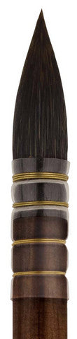 Neptune Quill Watercolor Brush Size 4 by Princeton
