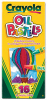 Oil Pastels Set of 16 Colors by Crayola