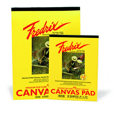 REAL CANVAS PAD