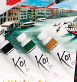 KOI WATERCOLOR TUBES 12ML