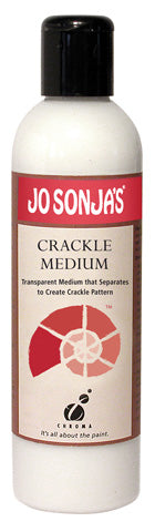 JO SONJA CRACKLE MEDIUM 8OZ