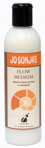 JO SONJA FLOW MEDIUM 8OZ