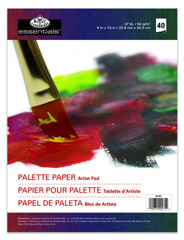 Art Supplies - Other - Paper Palette Pad 8x11