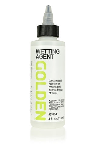 GOLDEN WETTING AGENT MED 4OZ