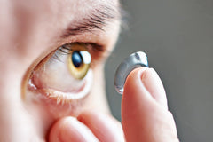 Prescription Contact Lenses