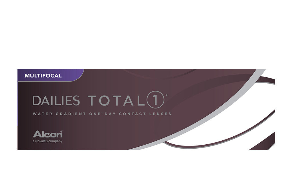 DAILIES TOTAL1 MULTIFOCAL - 30 Pack Contact Lenses $75.99 Express Post