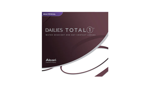 DAILIES TOTAL1 MULTIFOCAL - 90 Pack Contact Lenses $199.99 Express Post