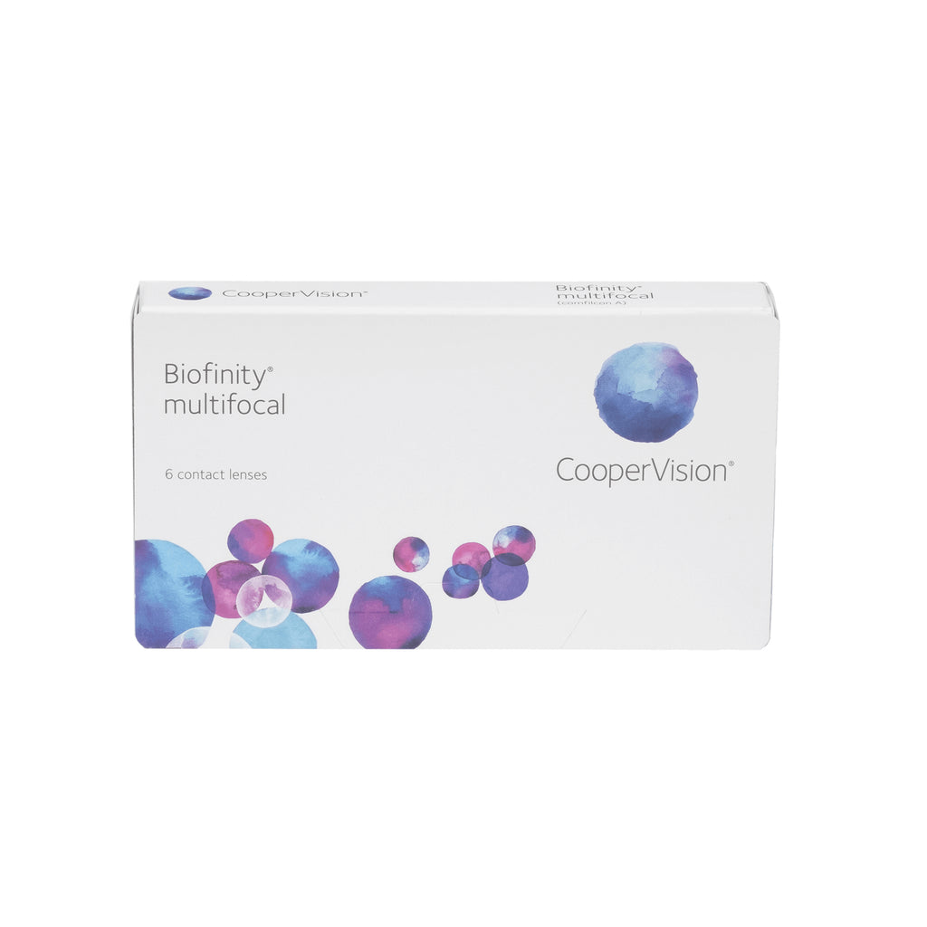 Biofinity Multifocal Distance - 6 Pack Contact Lenses $99.99 Express Post