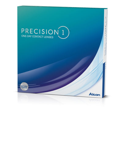 PRECISION 1 - 90 Pack Contact Lenses $104.99 Express Post