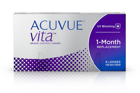 ACUVUE Vita - 3 Pack Contact Lenses $27.99 Express Post