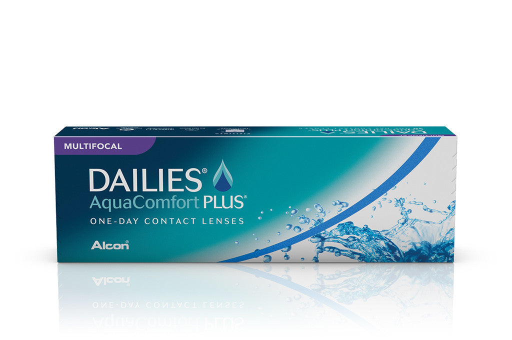 DAILIES AquaComfort PLUS MULTIFOCAL - 30 Pack Contact Lenses $40.99 Express Post