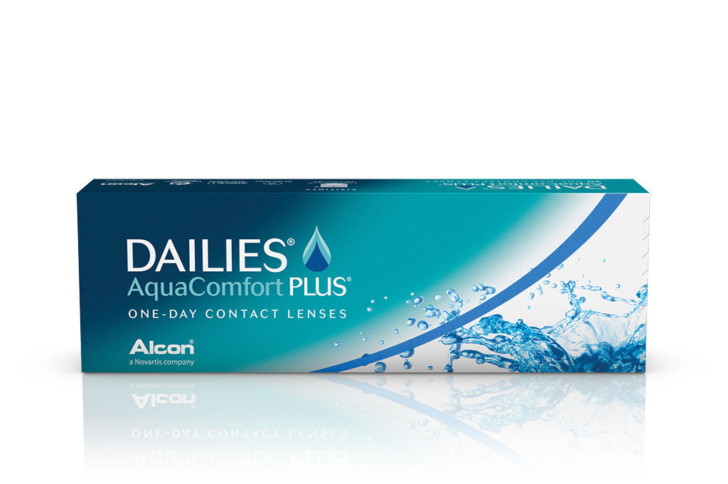 DAILIES AquaComfort PLUS - 30 Pack Contact Lenses $34.99 Express Post