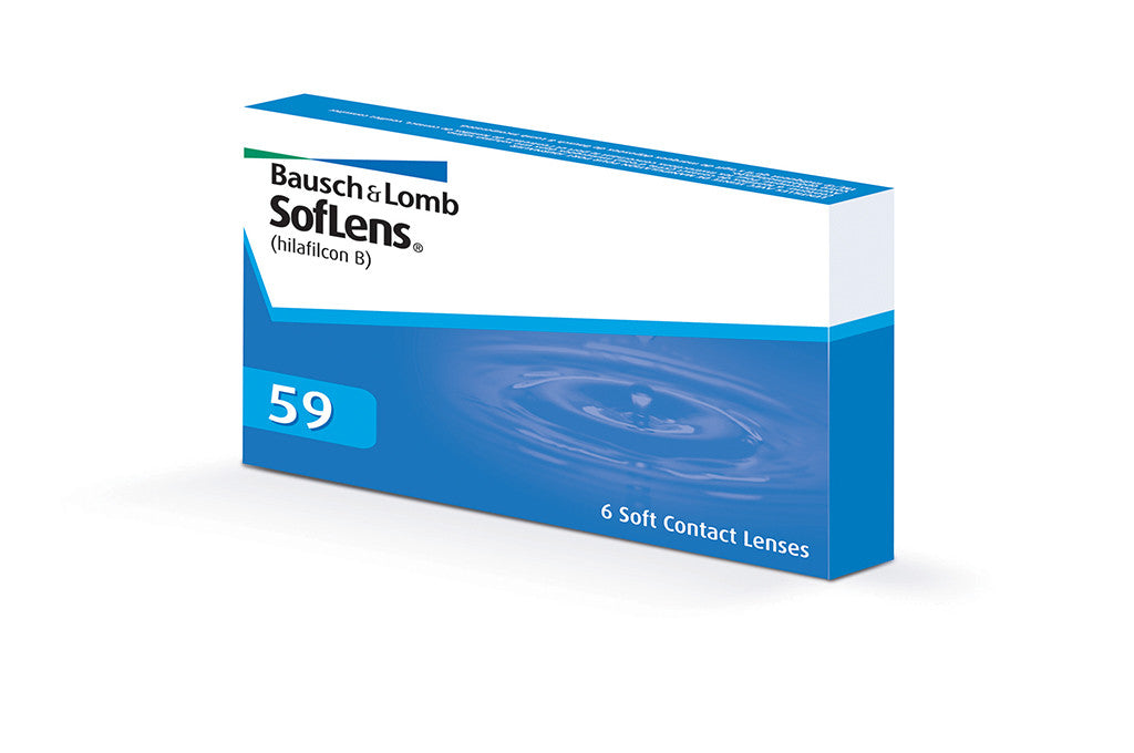 SofLens 59 - 6 Pack Contact Lenses $49.99 Express Post
