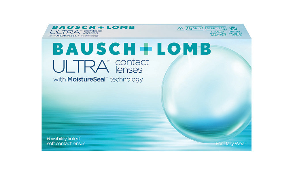 ULTRA - 6 Pack Contact Lenses $69.99 Express Post