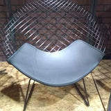 Silla Diamond Bertoia Replica - Negro