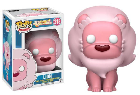 POP! Animation: Steven Universe - Lion