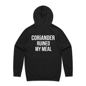 Coriander Ruined My Meal Hoodie
