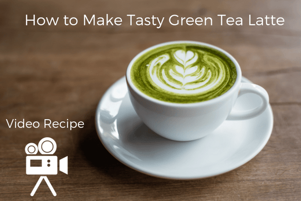 How to Make Tasty Green Tea Latte