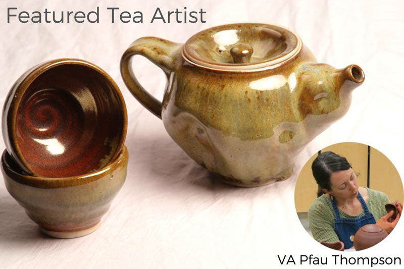 VA Pfau Thompson - Featured Tea Artist