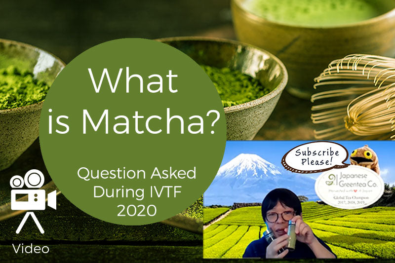 What is Matcha? 🍵 Japanese Matcha Explained Simply -Question Asked During International Tea Festival