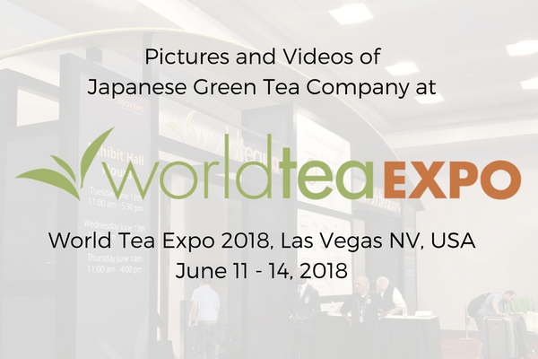 World Tea Expo 2018, Las Vegas - Pictures and Videos