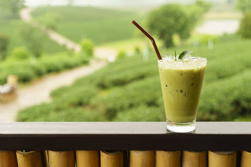 Cold brew matcha is a delicious and refreshing drink