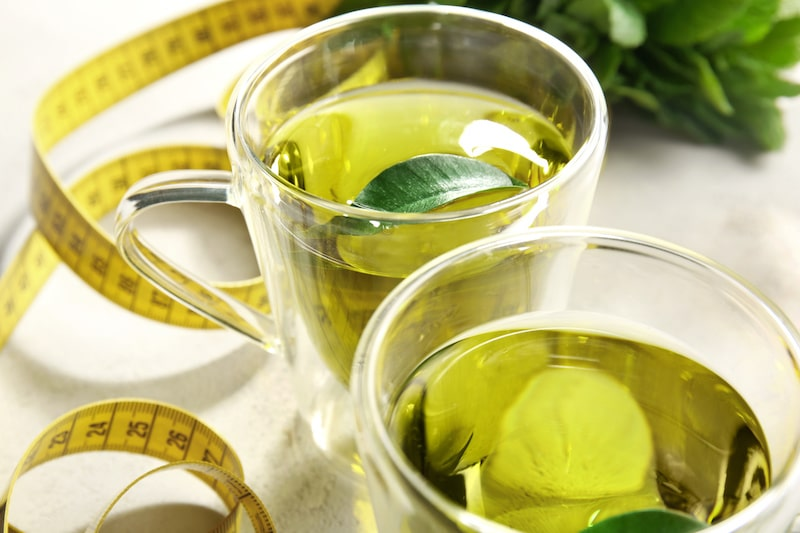 Green tea can be an appetite suppressant