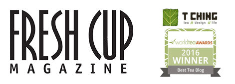 Fresh Cup Magazine and Tching