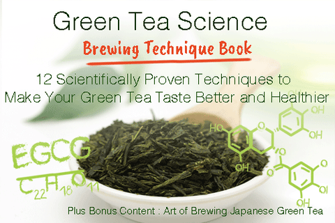 Green Tea Science - Brewing Technique Book