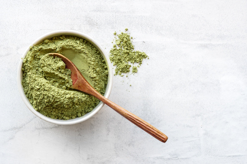 Green Tea Matcha Powder can make green tea, which can help with blood pressure
