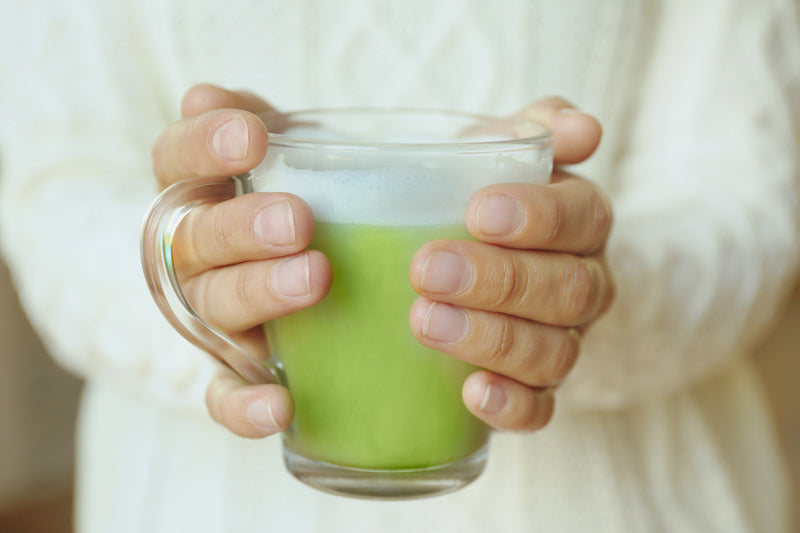 Japanese Matcha Green Tea has many health benefits, including building stronger bones, to offer if you drink it every day