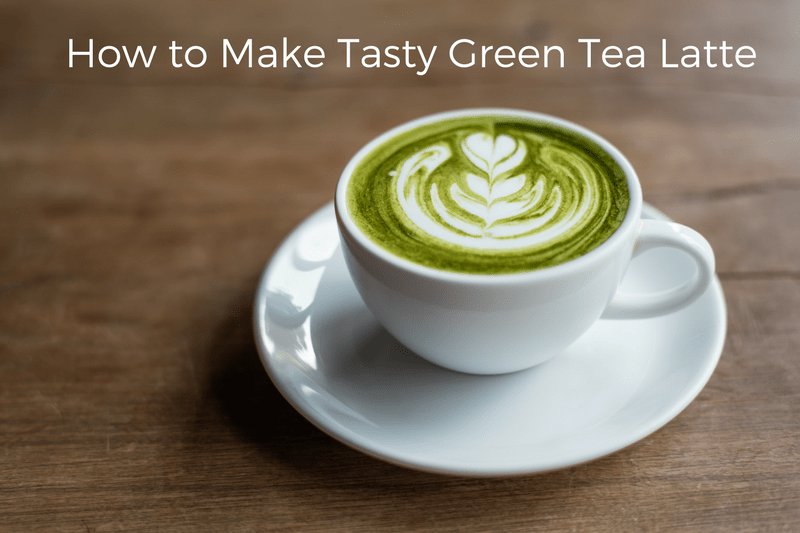 how to make tasty green tea