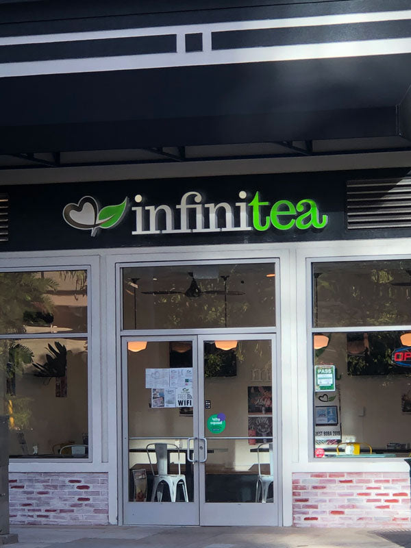InfiniTea Cafe - Hawaii