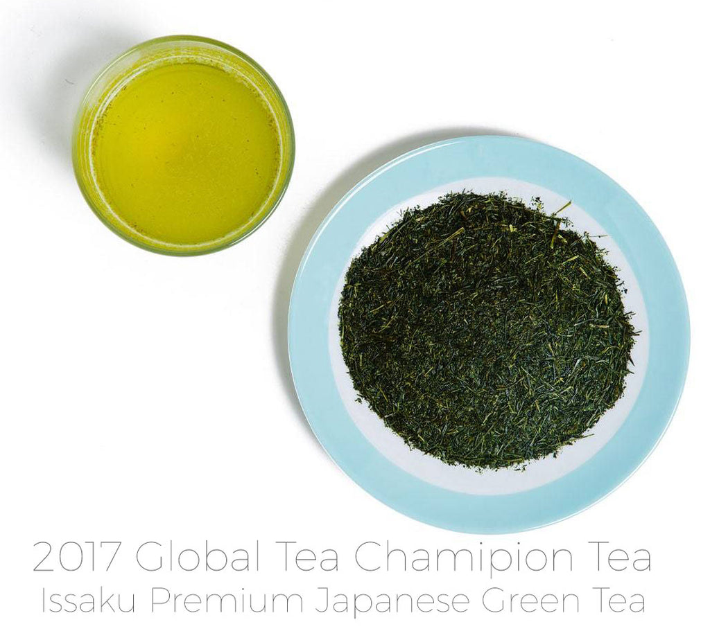 Premium Green Tea Issaku Limited (2017 Winner)