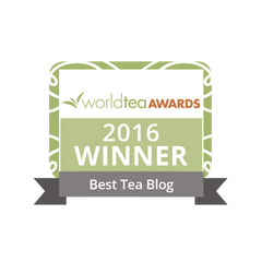 T-ching was the 2016 winner of Best Tea Blog